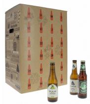 24 bières : Lager, Pale Ale, Amber Ale, IPA, 85€, Nature & Découvertes