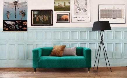 housses en velours pour recouvrir différents modèles de canapés Ikea, à Partir de 300 €,Bemz