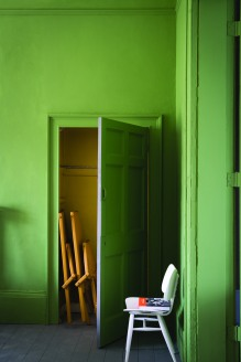 Peinture yeabridge green 287, Farrow & Ball