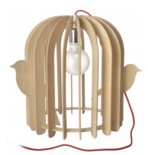 Lampe à poser, 99€, Ambiance Style