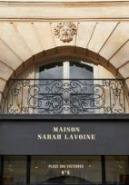 Entrée boutique Sarah Lavoine