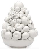 Pyramide de fruit en porcelaine, 1 155€, Pamono