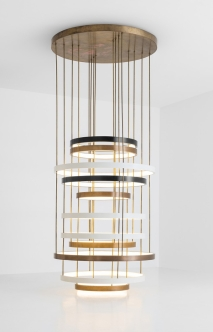 Suspension Lampada 028 de Dimorestudio