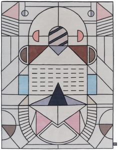 Tapis Cartesio, Elena Salmistraro, CC-tapis